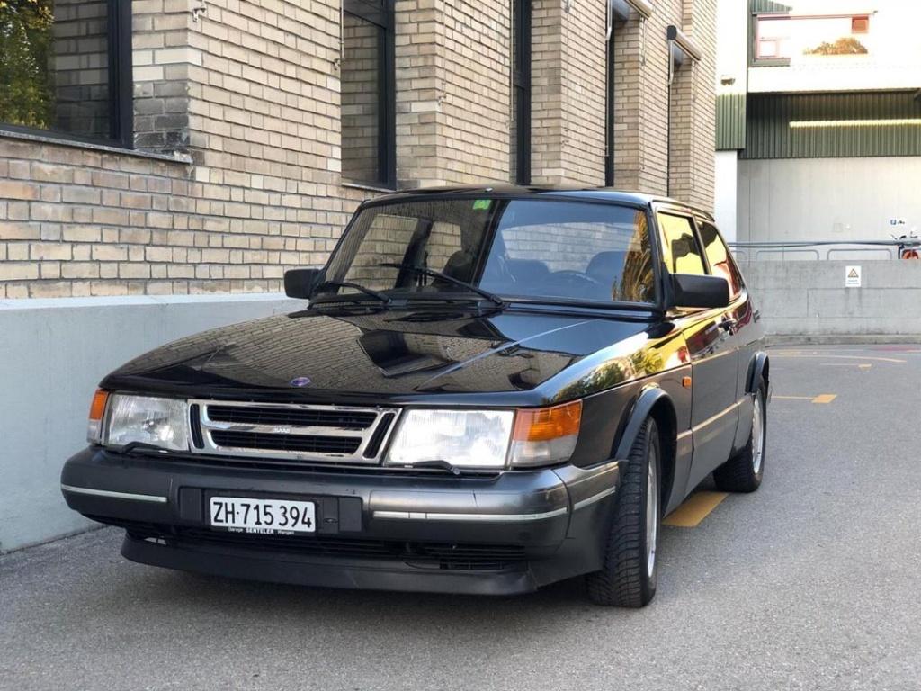 saab 900 aero 1992 | 900classic.pl