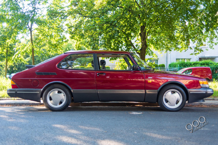 900 turbo 16S ruby